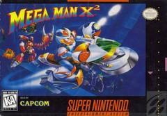 Mega Man X2 BOXED COMPLETE    SUPER NINTENDO ENTERTAINMENT SYSTEM