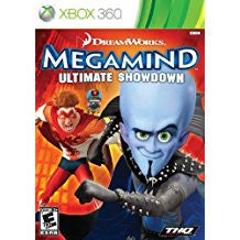 Megamind Ultimate Showdown    XBOX 360