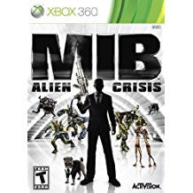 Men In Black    XBOX 360