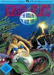 Mermaids of Atlantis DMG LABEL    NINTENDO ENTERTAINMENT SYSTEM