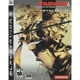 Metal Gear Solid 4 Special Edition    PLAYSTATION 3