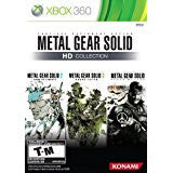 Metal Gear Solid HD Collection (BC)    XBOX 360
