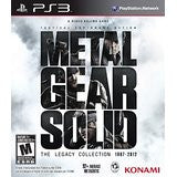 Metal Gear Solid Legacy Collection    PLAYSTATION 3