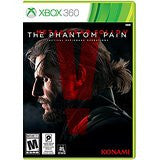 Metal Gear Solid V Phantom Pain    XBOX 360