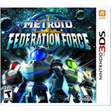 Metroid Prime Fedration Force    NINTENDO 3DS
