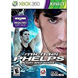 Michael Phelps Push The Limit    XBOX 360
