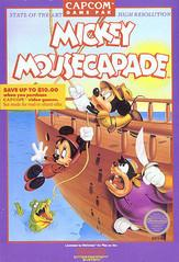 Mickey Mousecapade BOXED COMPLETE    NINTENDO ENTERTAINMENT SYSTEM