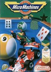 Micro Machines     NINTENDO ENTERTAINMENT SYSTEM