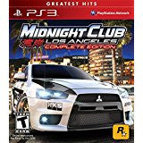 Midnight Club LA Complete Edition Greatest Hits    PLAYSTATION 3