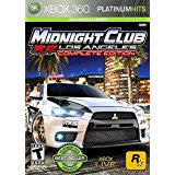 Midnight Club LA Complete Edition Platinum Hits (BC)    XBOX 360