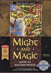 Might and Magic II Gates to Another World     SEGA GENESIS