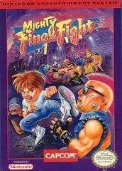 Mighty Final Fight     NINTENDO ENTERTAINMENT SYSTEM