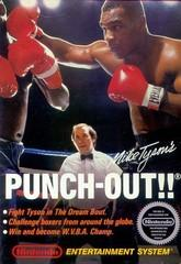 Mike Tysons Punch Out    NINTENDO ENTERTAINMENT SYSTEM