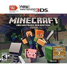 Minecraft New Nintendo 3DS Edition    NINTENDO 3DS
