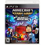 Minecraft Story Mode The Complete Adventure    PLAYSTATION 3
