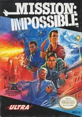 Mission Impossible     NINTENDO ENTERTAINMENT SYSTEM