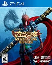 Monkey King Hero Is Back    PLAYSTATION 4