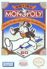 Monopoly BOXED COMPLETE    NINTENDO ENTERTAINMENT SYSTEM