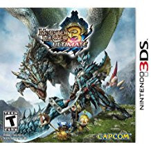 Monster Hunter 3 Ultimate    NINTENDO 3DS