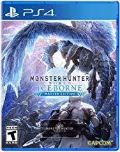 Monster Hunter World Iceborne Master Edition    PLAYSTATION 4