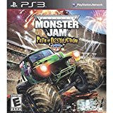 Monster Jam Path of Destruction    PLAYSTATION 3