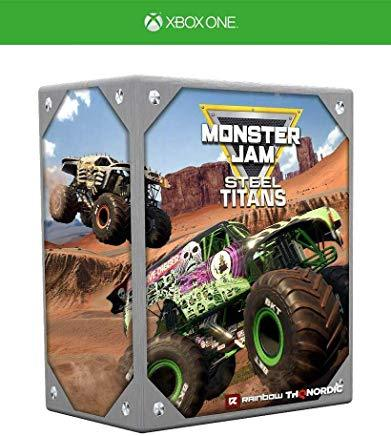 Monster Jam Steel Titans Collectors Edition    XBOX ONE