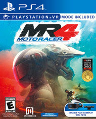 Moto Racer 4    PLAYSTATION 4
