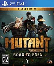 Mutant Year Zero Road To Eden Deluxe Edition    PLAYSTATION 4