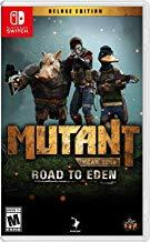 Mutant Year Zero Road To Eden Deluxe Edition    NINTENDO SWITCH