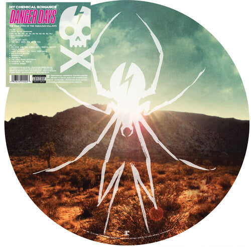 My Chemical Romance - Danger Days (Picture Disc)