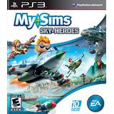 My Sims Sky Heroes    PLAYSTATION 3
