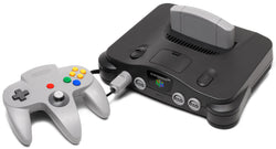N64 Console    NINTENDO 64 PRE-PLAYED HARDWARE