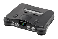 N64 Console with Red Memory Expansion SYSTEM ONLY    NINTENDO 64 PRE-PLAYED HARDWARE