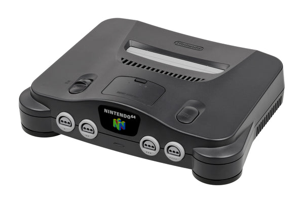 N64 Console SYSTEM ONLY    NINTENDO 64 PRE-PLAYED HARDWARE