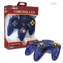 N64 Controller (Grape) (CirKa)    RETRO NEW CONTROLLER