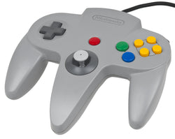 N64 Official Controller    NINTENDO 64 PRE-PLAYED CONTROLLER