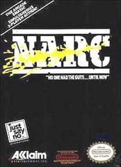 NARC     NINTENDO ENTERTAINMENT SYSTEM