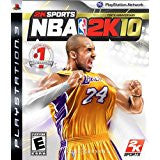 NBA 2K10 DISC ONLY    PLAYSTATION 3