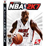 NBA 2K7 DISC ONLY    PLAYSTATION 3