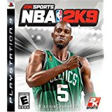 NBA 2K9 DISC ONLY    PLAYSTATION 3