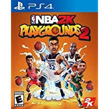 NBA 2k Playgrounds 2    PLAYSTATION 4