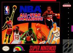 NBA All Star Challenge BOXED COMPLETE    SUPER NINTENDO ENTERTAINMENT SYSTEM