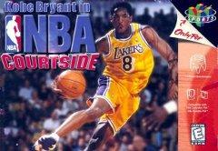 Kobe Bryant in NBA Courtside DMG LABEL    NINTENDO 64