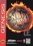 NBA Jam Tournament Edition DMG LABEL    SEGA GENESIS