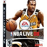 NBA Live 08 DISC ONLY    PLAYSTATION 3
