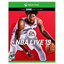 NBA Live 19 The One Edition    XBOX ONE