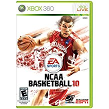 NCAA Basketball 10    XBOX 360
