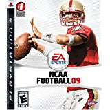 NCAA Football 09    PLAYSTATION 3