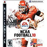 NCAA Football 10    PLAYSTATION 3