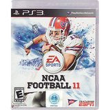 NCAA Football 11    PLAYSTATION 3